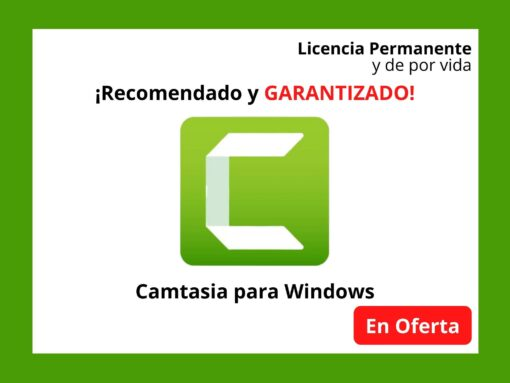 Camtasia para Windows