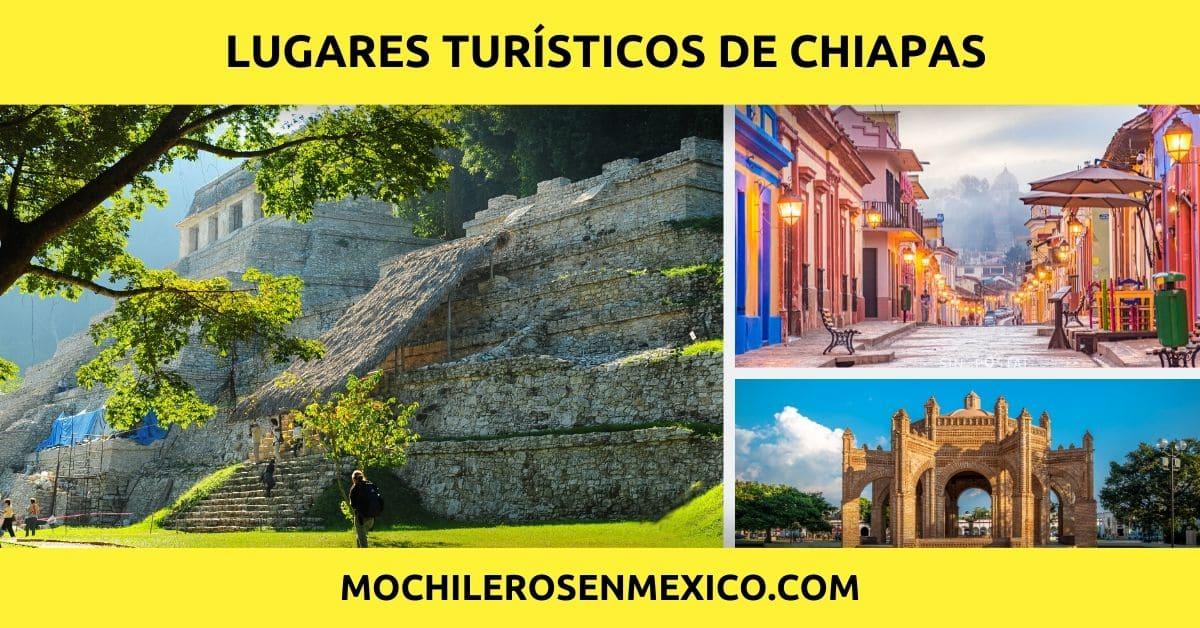 Lugares Turísticos de Chiapas