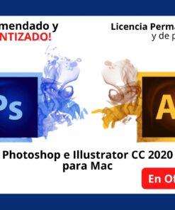 Photoshop e Illustrator para Mac
